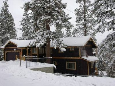 Photo for Walk to Lake w/View, Pool Table, Prof. Arcade Game, Hot Tub, and Pet Friendly!