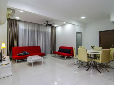 Photo for 3BR Top KLCC View at Regalia Residence