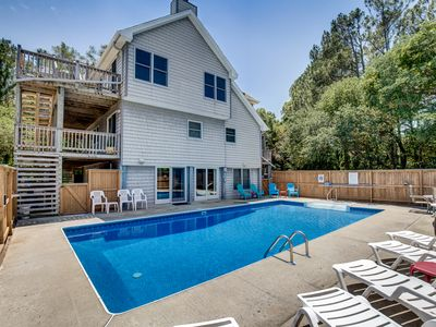 Photo for Ocean Pines | 999 ft from the beach | Private Pool, Hot Tub