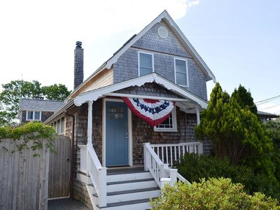 Photo for Gloucester, MA 2 BR Waterfront w/ Water Views, Full Kitchen, WiFi & More!