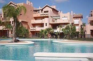 Photo for Outstanding Ground Floor Apartment With Golf & Lake Views, Pool, Free Wifi & AC