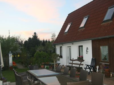 Photo for Small farm near the Baltic Sea - barbecue, smokehouse, trampoline