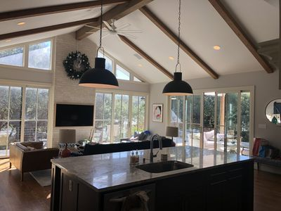 Photo for 5BR House Vacation Rental in West Lake Hills, Texas
