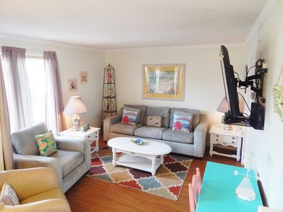 Photo for Condo #1005 is a 1 Bedroom on the Golf Course close to private beach!