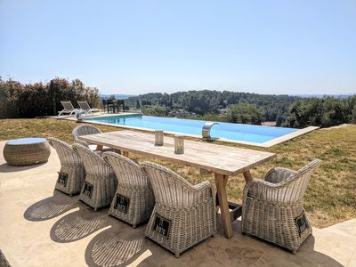 Photo for Opio Valbonne Luxury Vacation Villa with Pool