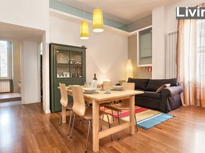 Photo for Delicious and modern apartment near San Giovanni