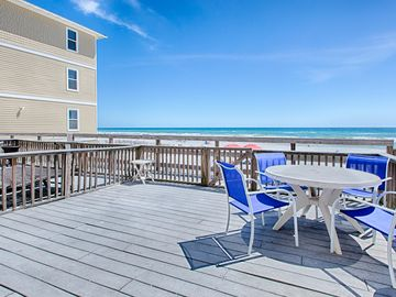 Leeward II #3 in Seagrove- BEACHFRONT... only STEPS from the Beach in 30A!