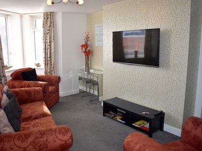 Photo for Luxurious disabled friendly apartment with parking