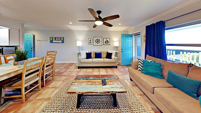 Photo for SIV46: 2 Bedroom - 2 Baths Condo with Gulf View