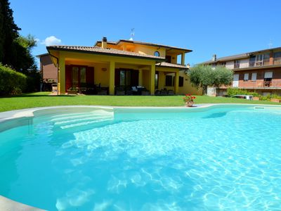 Photo for Modern Villa in Marsciano Perugia with Private Pool