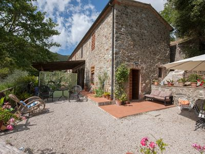 Photo for Vignanova barn in Alta Maremma in Gerfalco (Montieri)