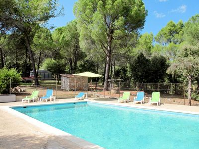 Photo for Vacation home La Franderiq (CAE190) in Carces - 6 persons, 3 bedrooms