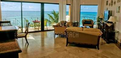 Photo for Sale! Beach Penthouse w/ Stunning Ocean Views, Rooftop, Pool, Hammocks, Steps to 5th Ave.
