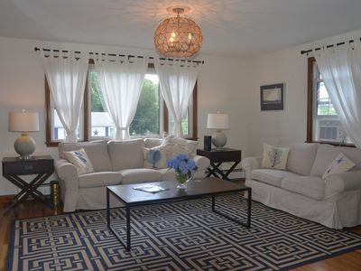 Photo for Beautiful light, bright, open floor plan 4 bedroom, close to RWU and downtown!