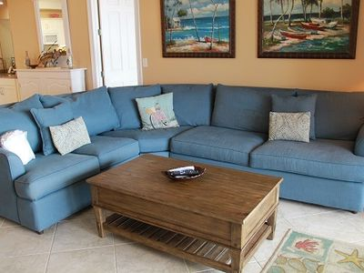 Photo for GP 411 Gorgeous Gulf Front 3 Br 3.5 Ba, Sugar Sands