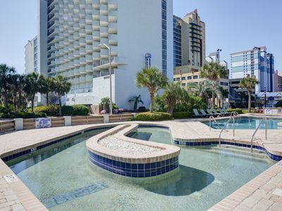 Photo for BlueWater Resort Ocean & Grand Strand View