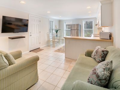 Photo for Beautiful Well Design Condo in Bay Head on 1st Floor with outside seating area