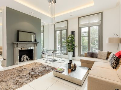 Photo for GG1 Three bedroom apartment in Chelsea SW10