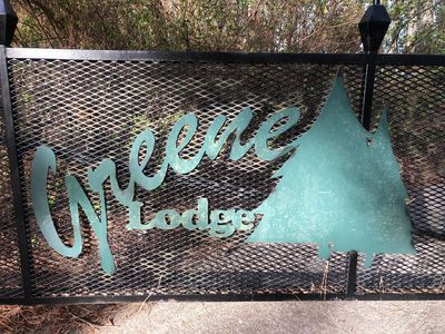 Photo for Greene Lodge on Lake Keowee, lakefront w/2 docks, close to Clemson University