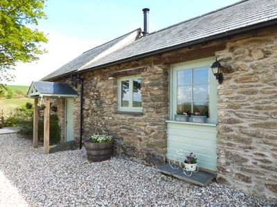 Photo for OLD TETHER BARN, with open fire in Crymych, Ref 926238