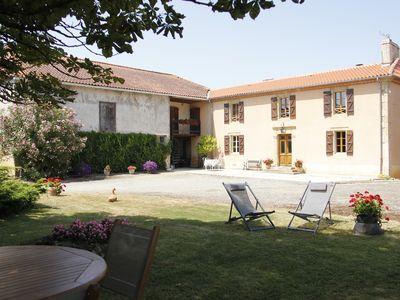 Photo for Cottage 4 to 10 people for couples families groups in Astarac Gers en Gascogne