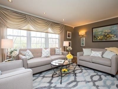 Photo for Upscale Suburban Home In Village Setting