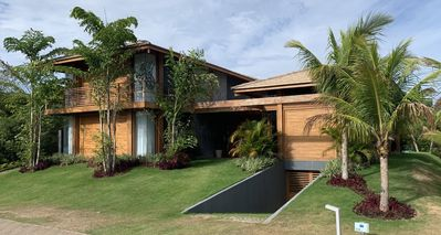 Photo for Beach house in the best condo in Praia do Forte!