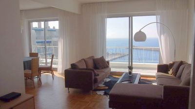 Photo for Apartment Euphorbe 7 - newly renovated 2 bed 2 bath with great sea views!