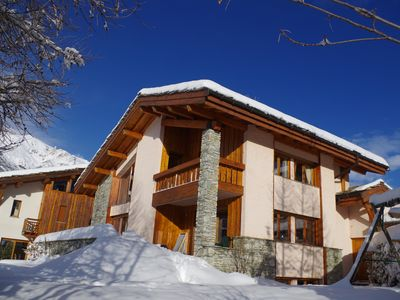 Photo for Beautiful Chalet 7 bedrooms 18p