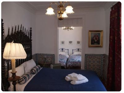 Photo for 18th century apartment, Bica funicular, historical center