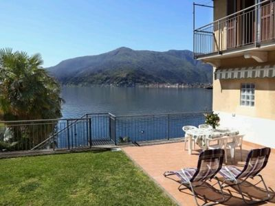 Photo for 2BR Apartment Vacation Rental in Tronzano lago maggiore
