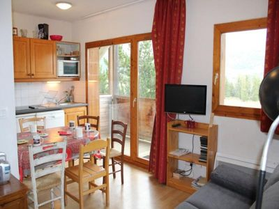 Photo for Apartment Le Dévoluy-Superdévoluy, 1 bedroom, 6 persons