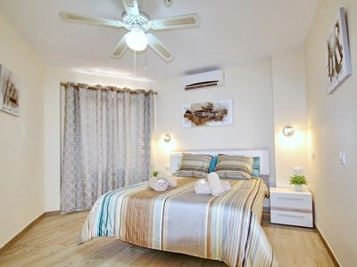 Photo for Bright apartment on the seafront
