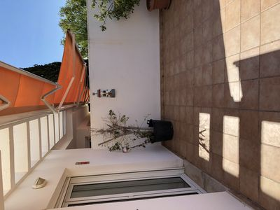 Photo for Luxury apartment on golf course, close to the beach