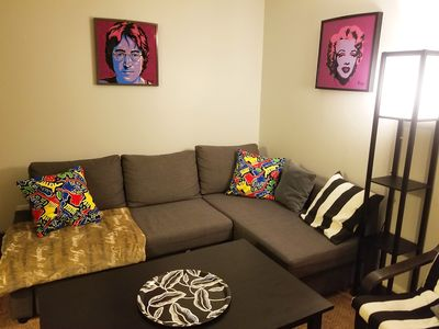 Modern 1 bed in the hart of Charlotte