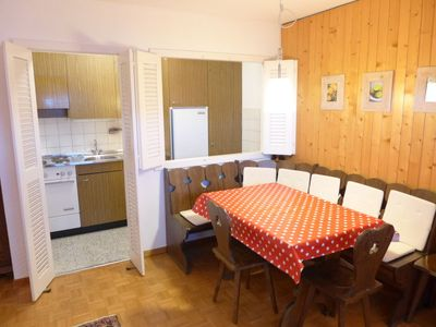 Photo for Apartment Armorial in Crans-Montana - 4 persons, 1 bedrooms