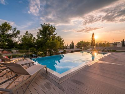 Photo for Luxury Apartment Bel Etage with Swimming Pool