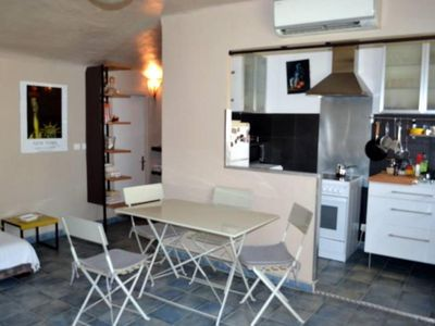 Photo for renovated apartment near Place St Nicolas