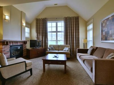 Photo for 3 Bedroom Mountain Side Condo on Golf Course - 7312  Blue Mountain Lodges