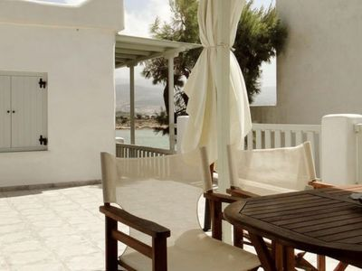 Photo for Apartment Michalis Apartment in Antiparos Town - 5 persons, 2 bedrooms