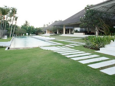 Photo for 8 Bedroom Magical Villa, feature garden and pool, Canggu;