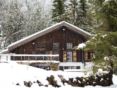 Photo for Beautiful, spacious, renovated chalet retreat in Vallee de la Manche, Morzine
