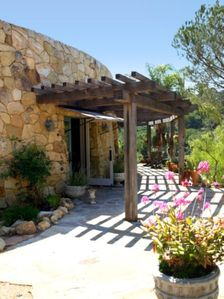 Photo for STONE HOUSE COTTAGE - Luxury retreat with beautiful views in Santa Barbara
