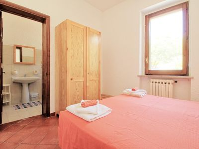 Photo for Ulivi  apartment in Leuca with WiFi, air conditioning, private parking, shared garden & balcony.
