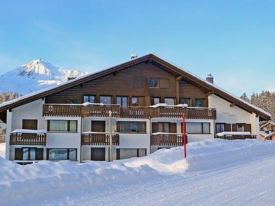 Photo for Apartment Chesa Linaria  in Silvaplana - Surlej, Engadine - 4 persons, 2 bedrooms
