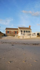 House on Private Beach