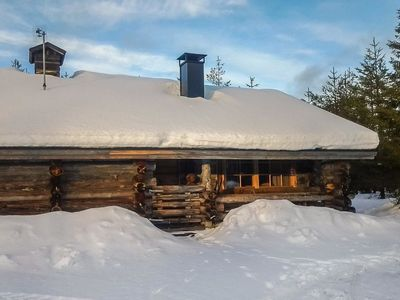 Photo for Vacation home Kelovuosseli 1 as. 2 in Kuusamo - 8 persons, 2 bedrooms