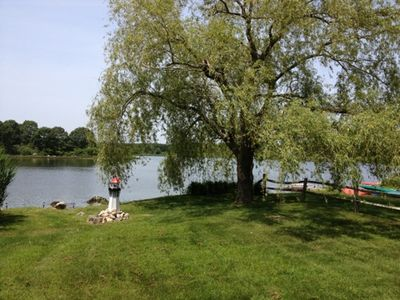 Two Person Rental On Palmers Cove 3 miles from Downtown Mystic