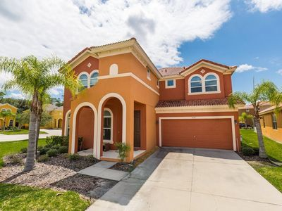Photo for Private pool, Gated community, Free Wi-Fi, 6 bedrooms