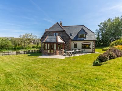 Photo for Penhayle is a large, detached house in a magnificent lakeside position.